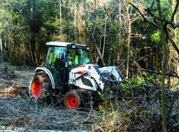 Tracteur compact Bobcat CT5558