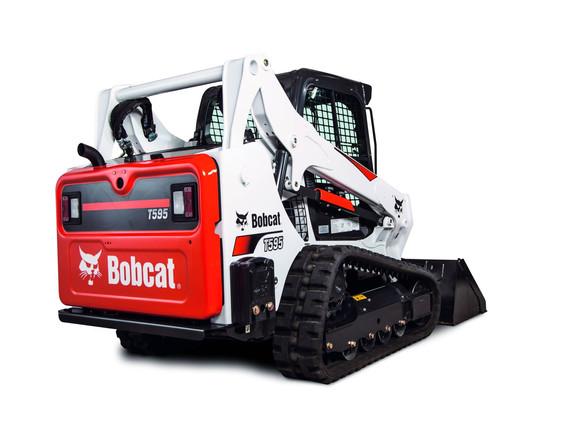 Chargeur sur chenilles Bobcat T595