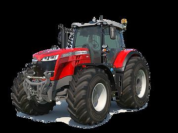 Tracteur Massey Ferguson 8740S png