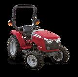 Tracteur Massey Ferguson 1700E png