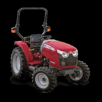 Tracteur Massey Ferguson 1700E