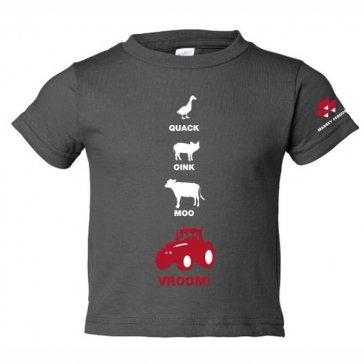 Massey Ferguson Vroom T-shirt pour tout-petit