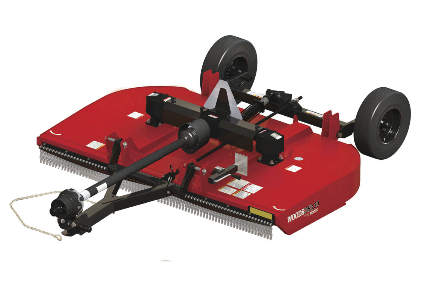 Multi-Spindle Rotary Cutters, woods