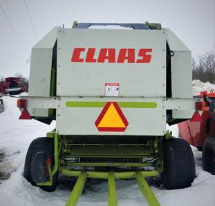 Presse à balle ronde Claas 260