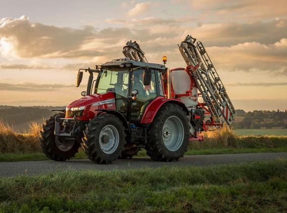 Tracteur Massey Ferguson 5700s