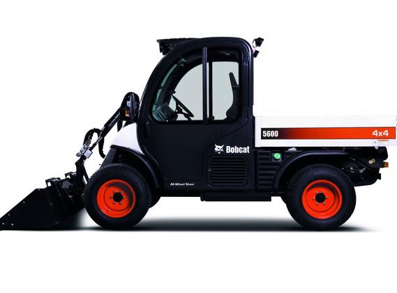 Toolcat Bobcat 5600