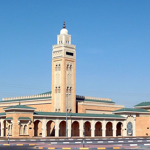 Hamoudah Bin Ali Mosque