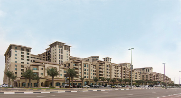Eithad Plaza
