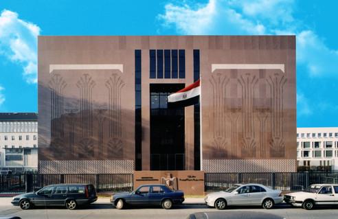 Egyptian Embasy  Germany