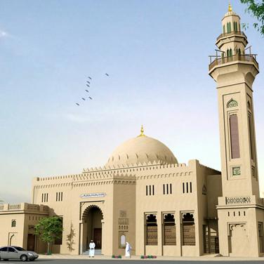 Al Barie Mosque