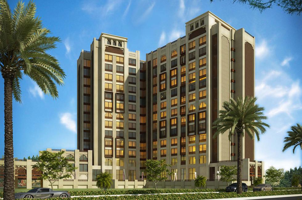 Fraser Suites Apartments (172  Keys)