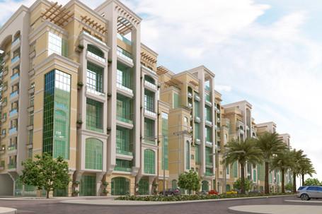 khalifa City 14 Blocks