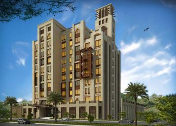 Fraser Suites Apartments (70 Keys)