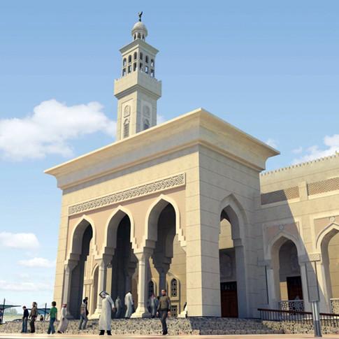 Al Qodous Mosque