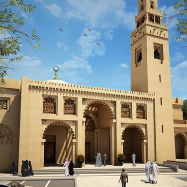 Abudarazak Allana Mosque