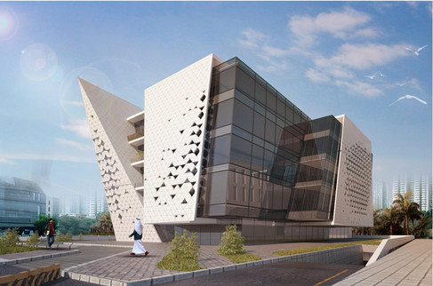 Lusail Office Building