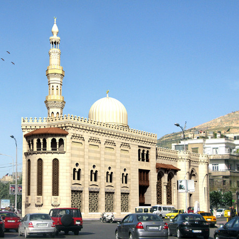 AL Sabaa Bahrat Mosque