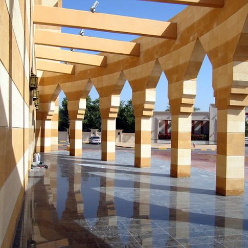 HH Sheikh Mansour Mosque