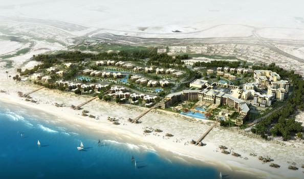Saadiyat Resort