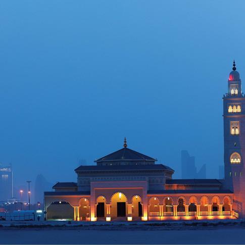 Al Jaddaf Mosque