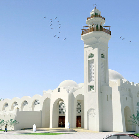 Al Moez Mosque
