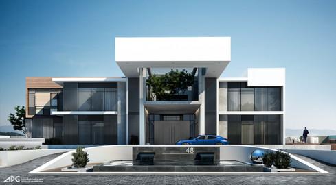 Nad AlSheba Villa
