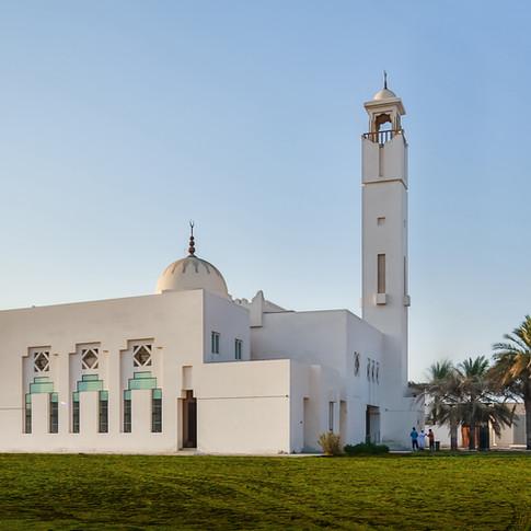 AL Haq Mosque