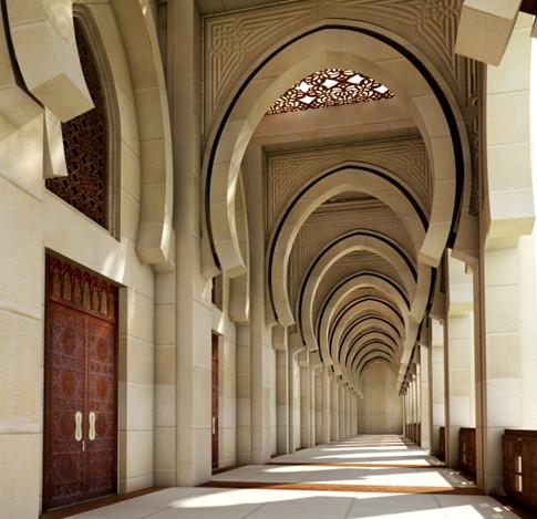 Al Qahar Mosque