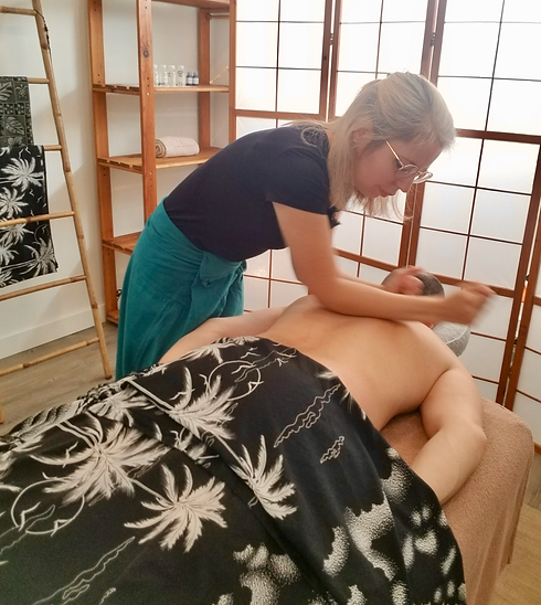 Massage Rflexologie Coporelle Nathalie Serre