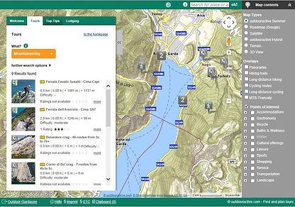 Fotturer-MountainBike-Landeveissykkel-Via Ferrata-Klatreruter