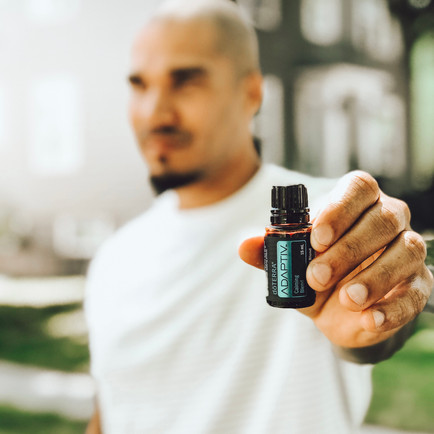 The Best Essential Oils For Guys