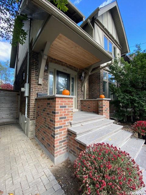 waterproofing, porch, stone repair