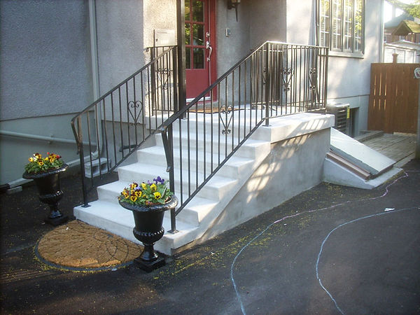 concrete repair toronto porch repair toronto