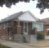 Brick pillars, stone veneer, veneer on steps, pillar repair, concrete resurfacing, block porch