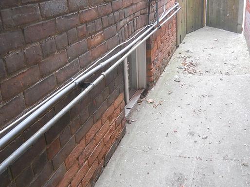 masonry contractor, concrete work, parging repair, repair foundation, foundation crumbling