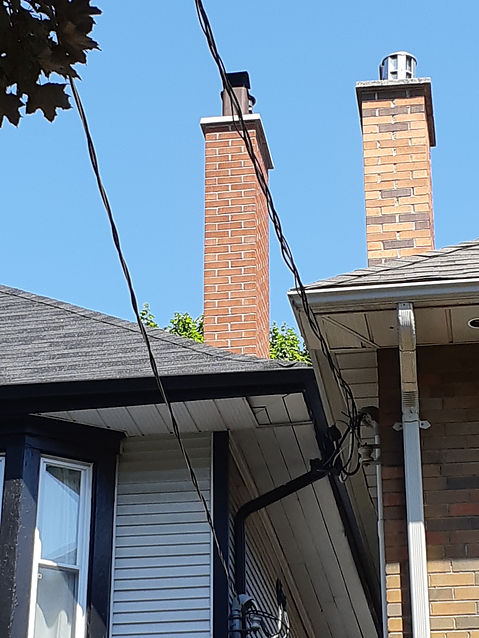 brick repair toronto brick work toronto chimney repair chimney rebuild