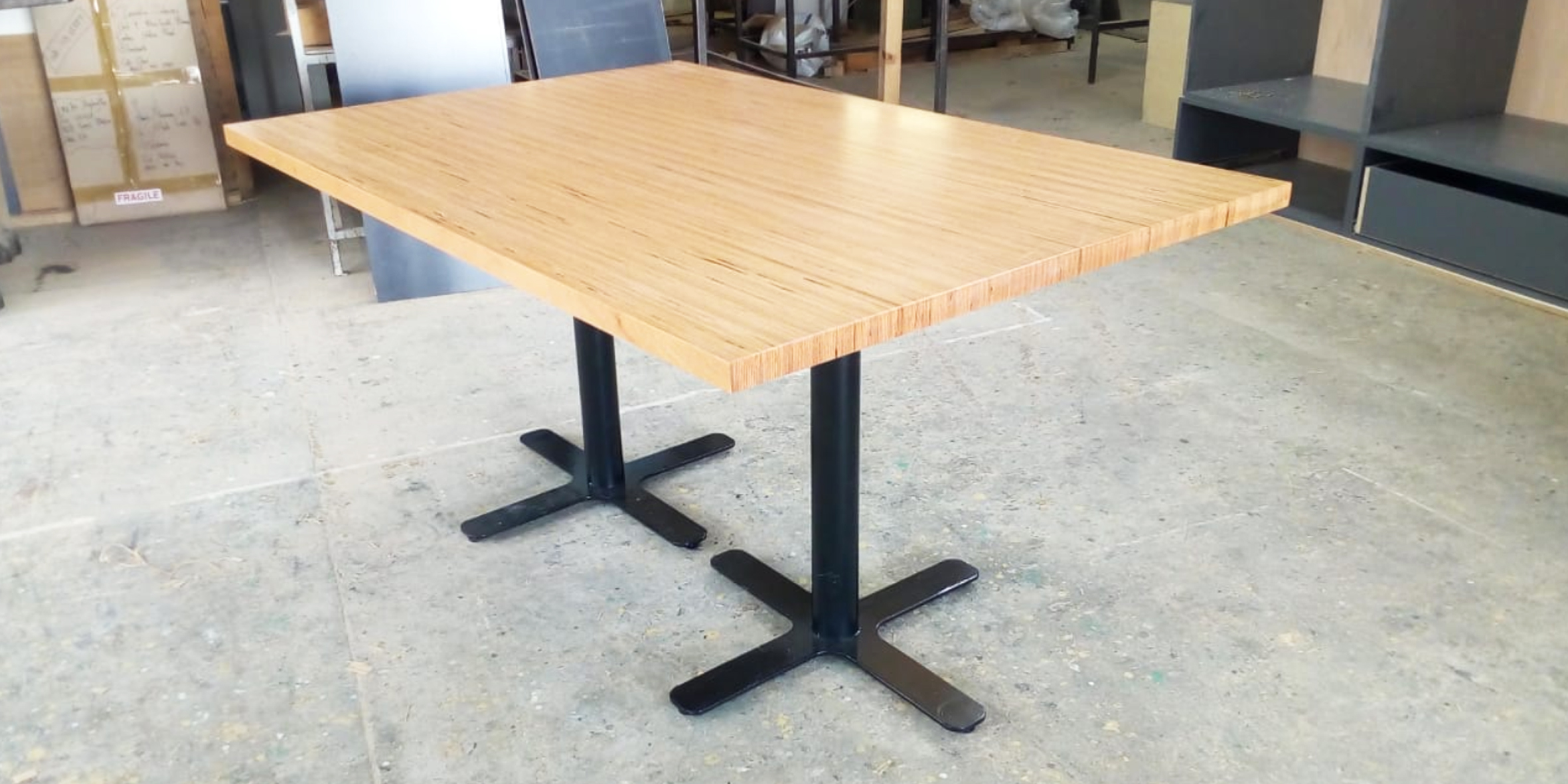 fbs - little boardroom table, 1500 l x 1
