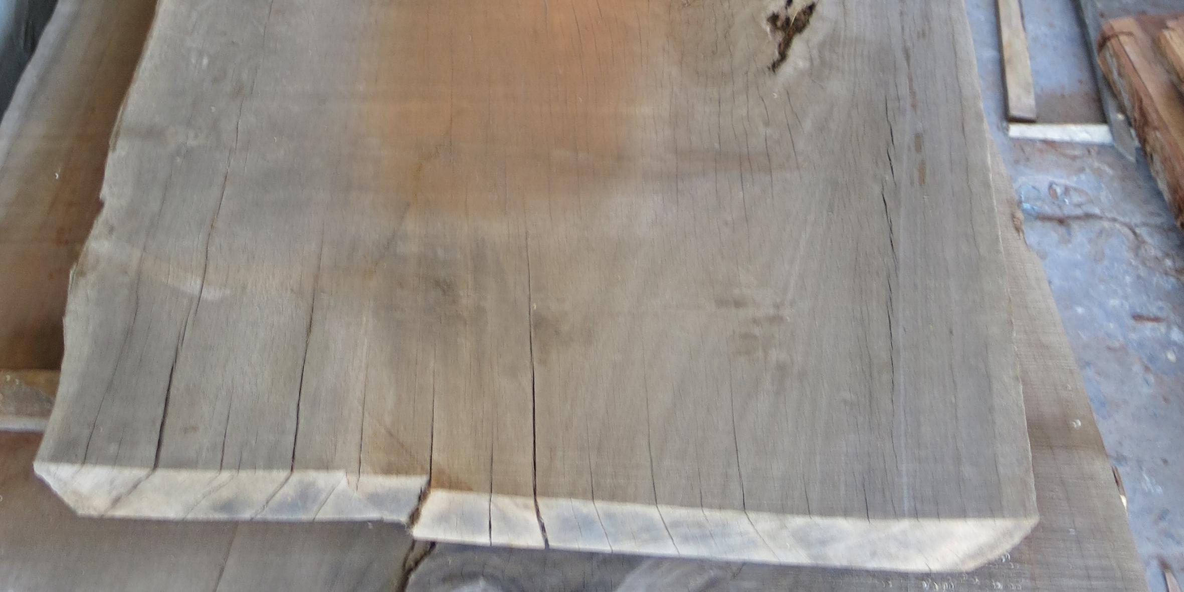 rose gum slab, approximate dimensions 2700 l  x 960 w x 80d_2