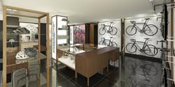 swift melbourne, interior