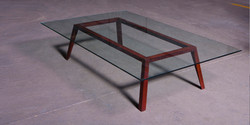 fbs - coffee table 1, mahogany, 1600 l x 1000 w x 400 h REV 1