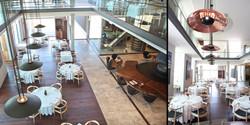 waterkloof, interior restaurant