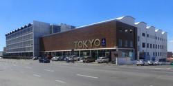 rex trueform, main road facade