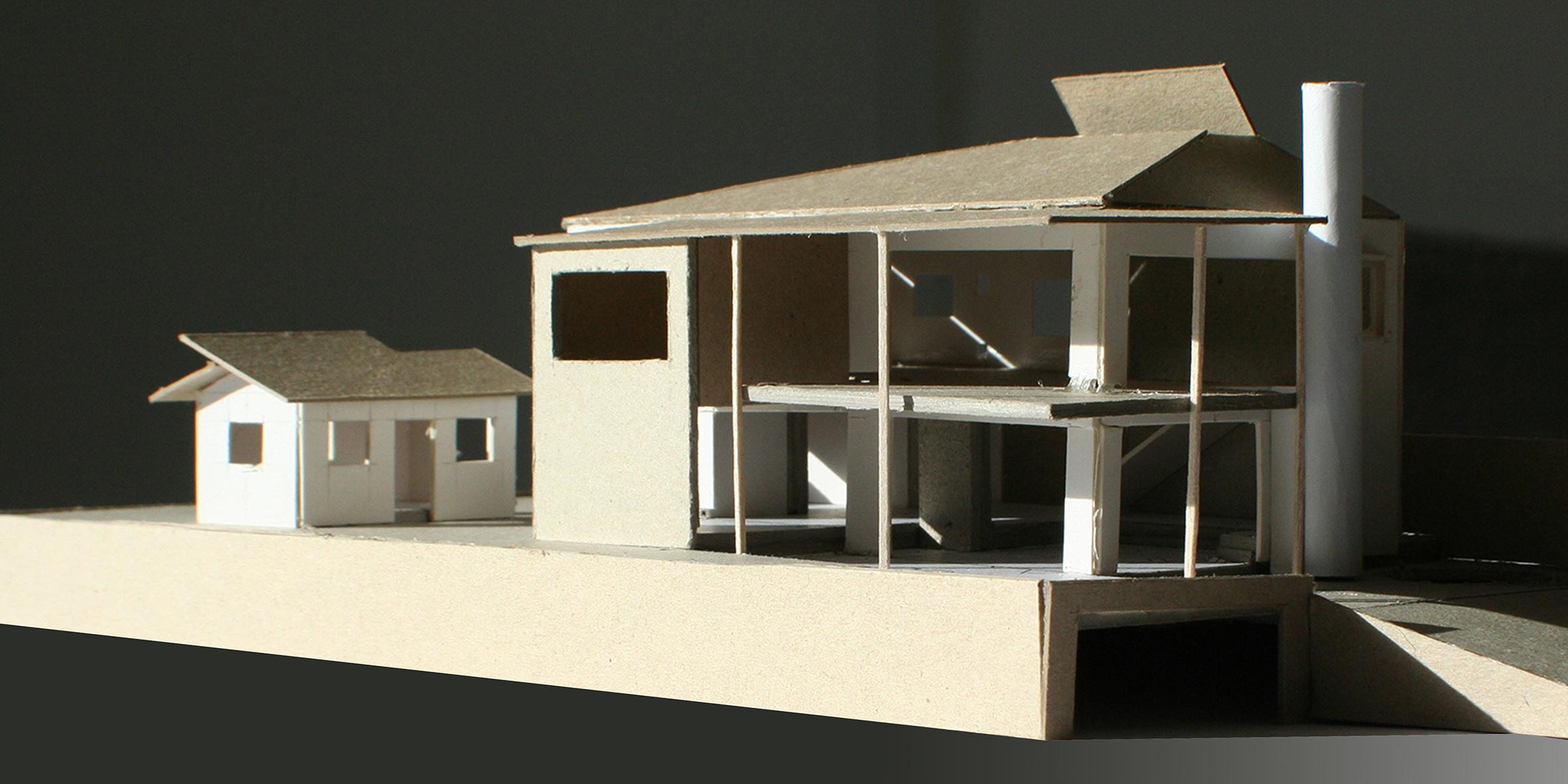 house herles, concept model