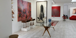 eclectica gallery on exhibition