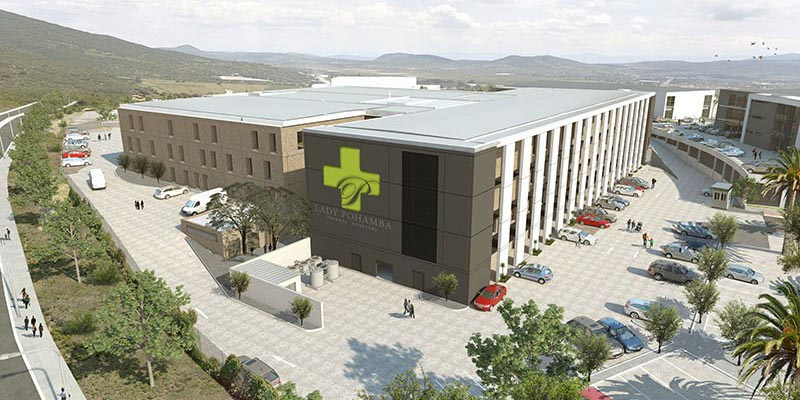 lady pohamba hospital