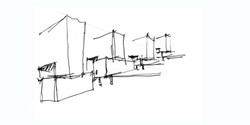 fbs - the steps, slideshow concept sketch 2