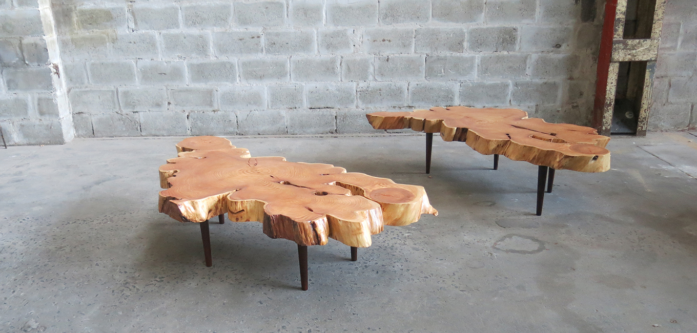 forest coffee tables