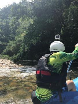 Actividad Rafting