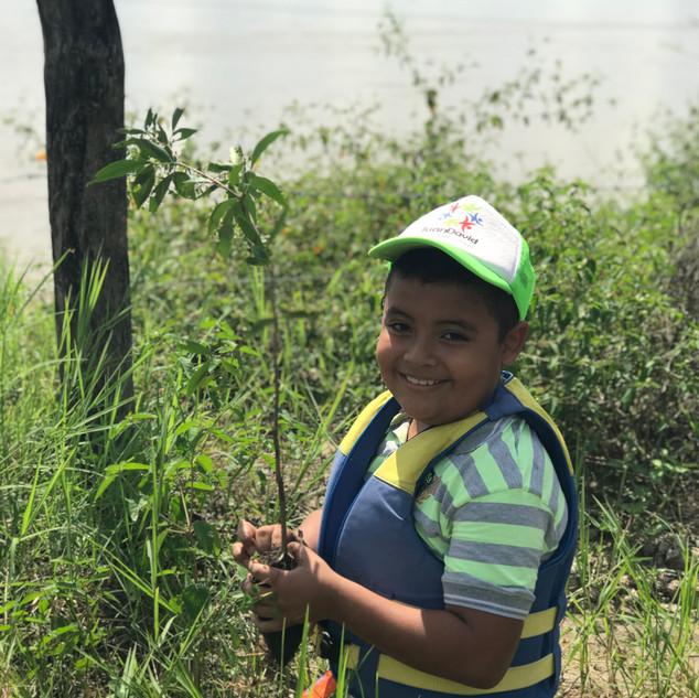 Educando a los niños a cuidar el Medio ambiente