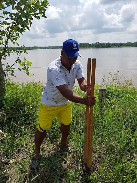 Comunidades unidas para salvar el río Magdalena